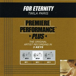 Image for 'For Eternity (Performance Track In Key Of B With Background Vocals)'