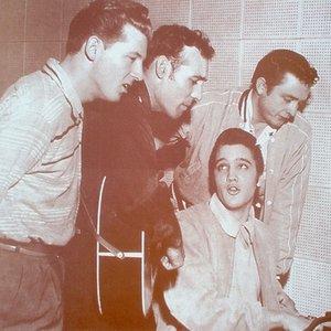 Image for 'Elvis Presley, Jerry Lee Lewis, Carl Perkins, Johnny Cash'