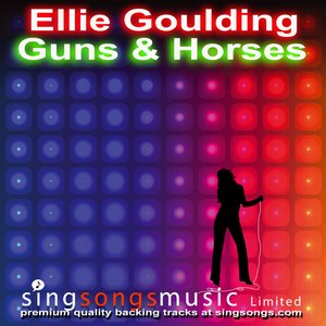 Immagine per 'Guns & Horses (In the style of Ellie Goulding)'