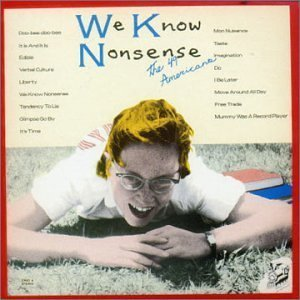Image for 'We Know Nonsense'