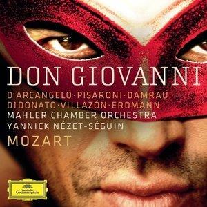 Imagen de 'D'Arcangelo, Pisaroni, Damrau, DiDonato, Villazуn, Erdmann, Mahler Chamber Or...'