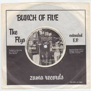 Image for 'Bunch Of Five'