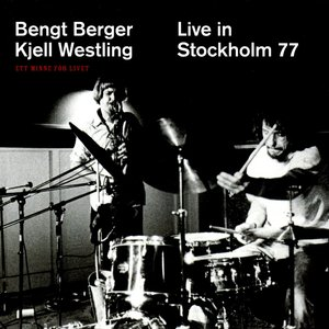 Image pour 'Live in Stockholm 77'