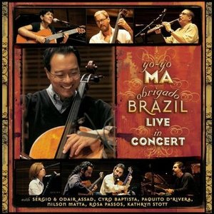 Image for 'Obrigado Brazil Live in Concert'