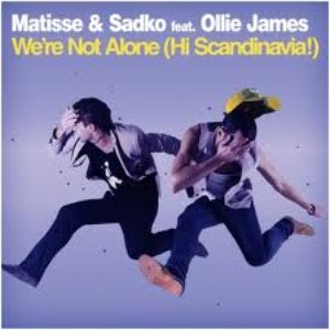 Image for 'We're Not Alone (Hi Scandinavia!)'