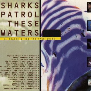 Image for 'Sharks Patrol These Waters: The Best of Volume Too (disc 1)'