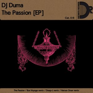 Image for 'The Passion EP'