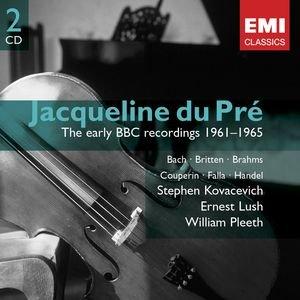 Image pour 'Jacqueline du Pré - The Early BBC Recordings'