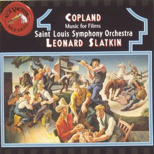 Image for 'Copland: Music For Films'
