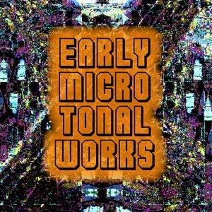 Bild für 'Early Microtonal Works 12-tUP & 31-tET'
