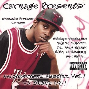 Image pour 'Carnage Presents: Da Neighborhood Hustlaz Vol. 1'