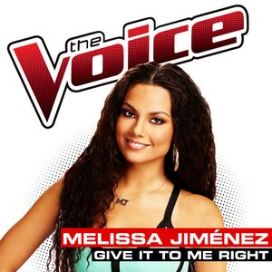 Image for 'Give It To Me Right (The Voice Performance) - Single'