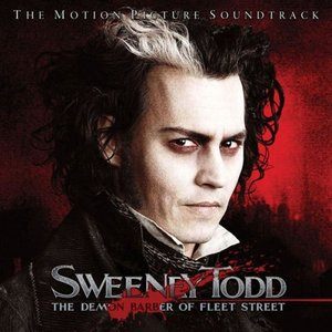 Bild för 'Sweeney Todd, The Demon Barber of Fleet Street, The Motion Picture Soundtrack'
