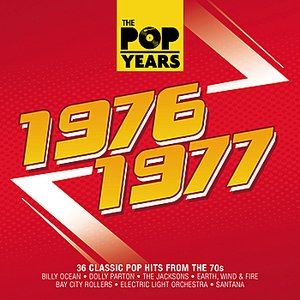 Image pour 'The Pop Years 1976 - 1977'
