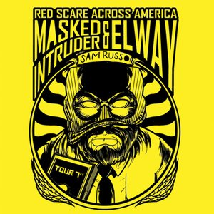 Image pour 'Red Scare Across America: 2013'