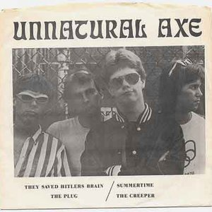 Image for 'Unnatural Axe'
