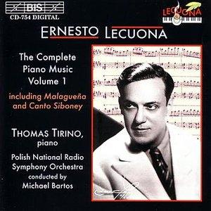 Image for 'LECUONA: Complete Piano Music, Vol. 1'