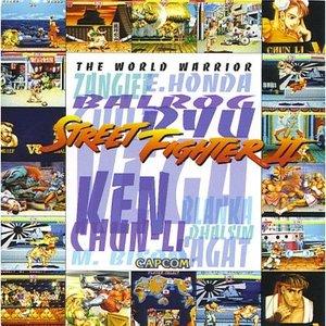 Bild för 'Street Fighter II'