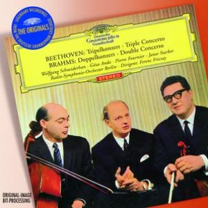 Image for 'Beethoven: Triple Concerto / Brahms: Double Concerto'