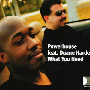 Image for 'Powerhouse Featuring Duane Harden'