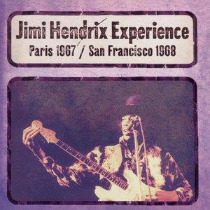 Immagine per 'Paris 1967 / San Francisco 1968'