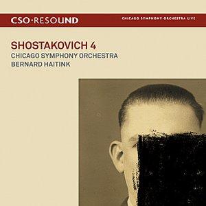 Imagem de 'CSO Resound - Shostakovich: Symphony No. 4'