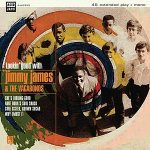 Image pour 'Lookin' Good with Jimmy James & The Vagabonds'