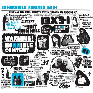 Image for '13 Horrible remixes'