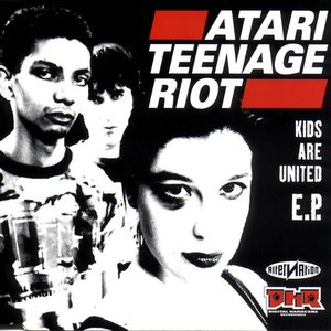 Image for 'Kids Are United E.P.'
