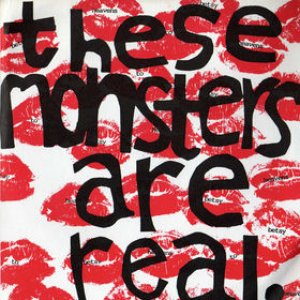 Image for 'These Monsters Are Real'