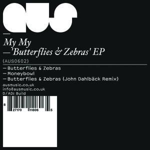 Image for 'Butterflies & Zebras EP'