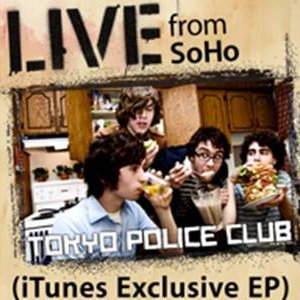 Image for 'Live from SoHo (iTunes Exclusive) - EP'