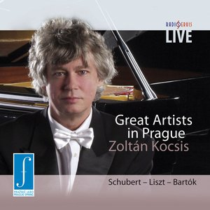 Image for 'Great Artists Live in Prague - Zoltán Kocsis - piano'
