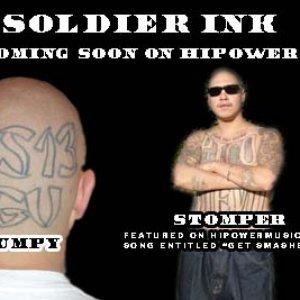 Immagine per 'soldier ink'