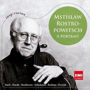 Image for 'Mstislaw Rostropowitsch: A Portrait'
