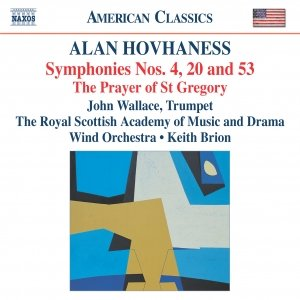 Image for 'HOVHANESS: Symphonies Nos. 4, 20 and 53'