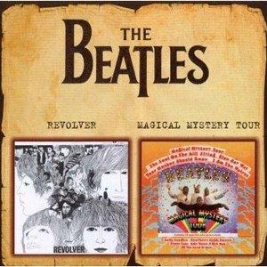 Immagine per 'Revolver / Magical Mystery Tour'