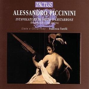 Image for 'Piccinini : Intavolature Di Liuto E Chitarrone - Volume secondo'