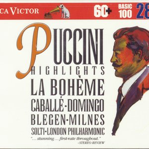 Image for 'Puccini: Highlights From La Boheme'