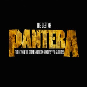 Image pour 'The Best Of Pantera: Far Beyond The Great Southern Cowboy's Vulgar Hits'