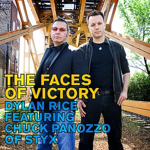 Image for 'The Faces of Victory (feat. Chuck Panozzo of Styx)'