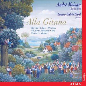 Image for 'Kovacs: Hommage A Manuel De Falla / Wu: Variations On A Northern Chinese Folksong / Dukas: Alla Gita'