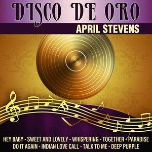 Image pour 'Disco De Oro - April Stevens'