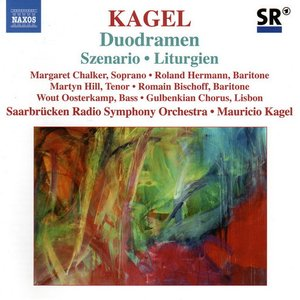 Immagine per 'KAGEL: Szenario / Duodramen / Liturgien'