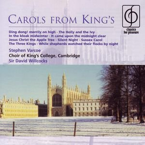 Image for 'Carols From King's'
