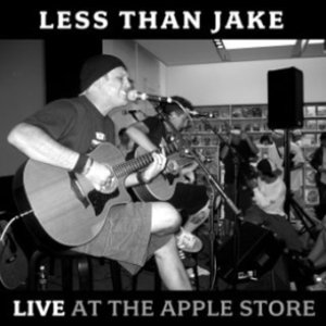 Image for 'Live at the Apple Store'