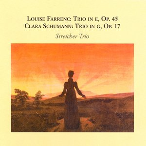 Image for 'Schumann, C.: Piano Trio in G Minor / Farrenc: Piano Trio in E Minor'