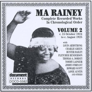 Image for 'Ma Rainey Vol. 2 (1924-1925)'