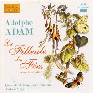 Image for 'ADAM: La Filleule des Fees (Complete Ballet)'