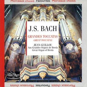 Imagen de 'Bach : Grandes toccatas'